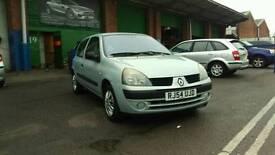 2004 Clio 1.2