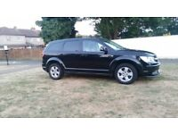 2009 Dodge Journey 2.O Crd Diesel 7 Seater Cruise Control Dual Climate Excellent Drive P/X Welcome
