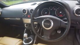 03 audi tt . Full year mot