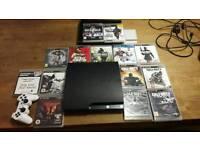 Slim ps3 pad games