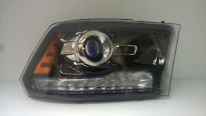 2016 2017 2018 Dodge Ram 1500 Headlight, Headlamp Assembly Right = Passenger Side / Used | Clean & Undamaged