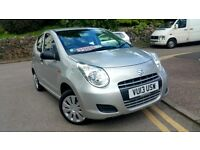 Suzuki Alto 1.0 SZ 5door 2013 Very Low Mileage *Free Road Tax*