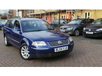 Vw passat estate 1.9 tdi highline 2004