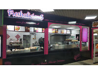 NEW BUSINESS FOR SALE CAFE IN CROYDON - PRICED FOR A QUICK SALE - MUST SEE