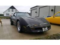 Barn Find 1982 Chevrolet Corvette Stingray V8 Restoration Project American
