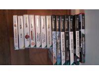 Mix of Nintendo Games