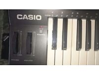 Casio keyboard. HT 3000 (Without a stand) Good working order with case.