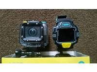 4G Action Camera and Watch