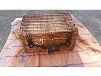 Hamper (brand new Thornton & France)