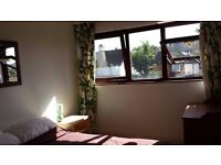 Bright and spacious double room available immediately!