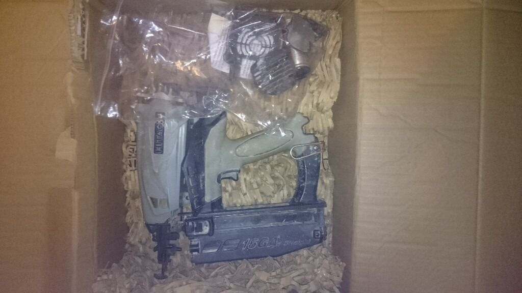 hitachi 2nd fix nail gun. hitachi 2nd fix nail gun for spares
