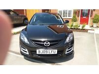 Mazda 6 2ltr Petrol 2009 in excellent condition