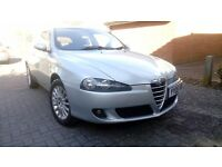 Grab a bargain Alfa 147 long MOT fully serviced