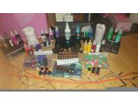Full complete hardly used professional Tattoo kit!