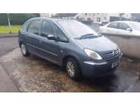 Citroen Xsara Picasso 2005 needs repairs