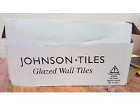40m² of 15x15cm JOHNSON-WALL KITCHEN/BATHROOM TILES - BLACK