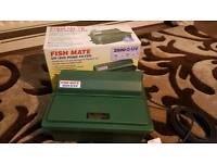 Fish mate uv+bio pond filter