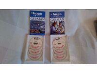 Hugo DK Complete German Language Course - 6 CD & 2 Book Set - RRP £45