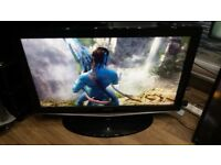 "Samsung 42"" Full HD 1080p LCD TV with Freeview £120"