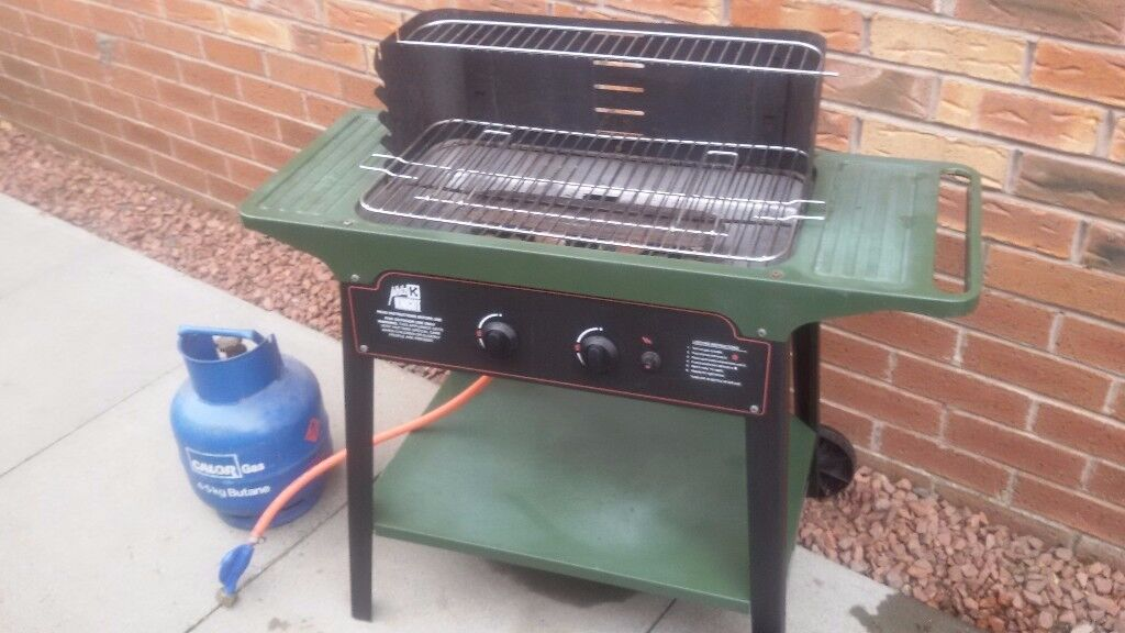 Barbeque - with gas tank