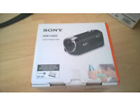 Brand New Sony Handycam HDR-CX405 Camcorder (Taking Offers)