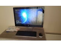 """HP Pavilion 23-q110na 23"""" Touchscreen All-in-One PC"""