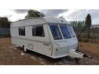 BUCCANEER CARIBBEAN 4 BERTH WITH AWNING 1998