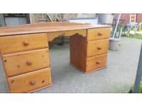 Desk/drawers/dresser