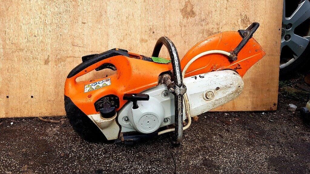 Stihl saw ts410 refurbished | in Stafford, Staffordshire | Gumtree