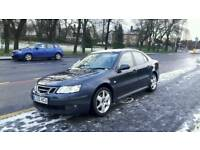 Saab 9-3 1.9 Tid diesel 5dr saloon services history tidy car