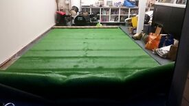 New artificial grass 3M X 9M Can possibly deliver