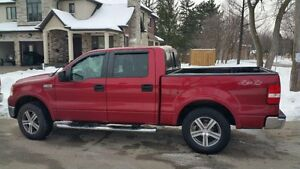 2007 Red F-150 for sale