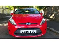 Ford Fiesta 2009 1.25 Style