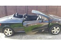 Pug 307 cc fsh god electrics on roof good bodywork just had full service and cambelt change