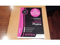 Advanced Higher for CfE Physics - Hodder Gibson Model Practice Papers with Answers (2015-2016)