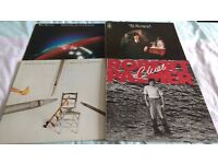 RECORDS VINYL L.P'S:4 FOR £5.00:PAUL MCCARTNEY/VAN MORRISON/ROBERT PALMER/AL STEWART