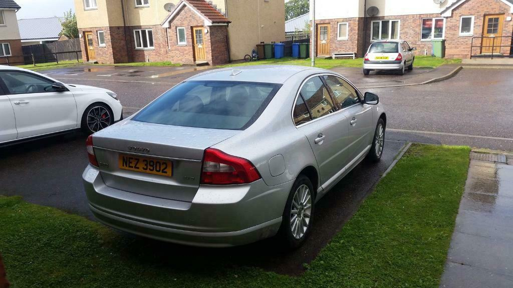Volvo S80 D5 6 Speed 2007 Model In Inverness Highland Gumtree