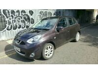 Nissan Micra Acenta 2015 year, low mileage, petrol, manual, 5 doors