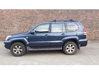 2004 TOYOTA LANDCRUISER -ONE CAREFUL OWNER