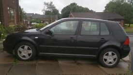 Volkswagon Golf 1.9 TDI SE (Mark 4) Still runnning / No MOT