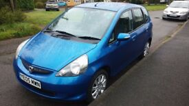 Honda Jazz 1 Year MOT 74000miles Great condition