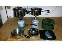 Carp fishing stoves