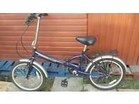 Apollo fold up bike for sale