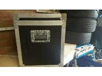 Hard box for music transport