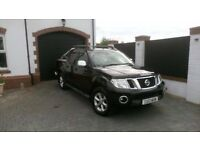 2013 NISSAN NAVARA TEKNA DCI BLACK LOW MILEAGE. IMMACULATE WITH ALL EXTRAS
