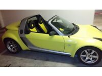 Smart Roadster/Car/Convertible Yellow Automatic (Lotus,MX5,Kit)* REDUCED*