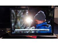 Telvision 22 inch multi voltage tv