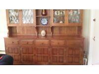 Solid wood sideboard/dresser- Old Charm?