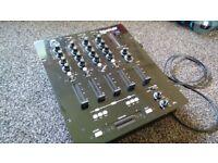 Soundlab G106R - 4 Channel Mixer