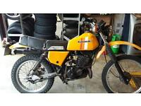 Kawasaki ke175